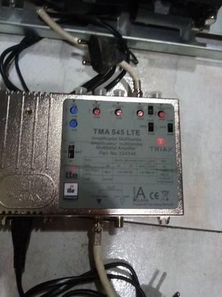 amplificador de antena