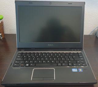 Buen portátil DELL Vostro 3450 i3 8GB RAM SSD