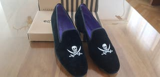 Zapatos slippers Scalpers talla 45