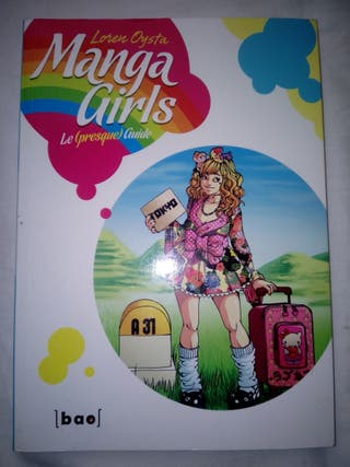 Manga Girls Le (presque) guide