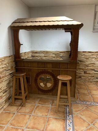 Barra bar antigua