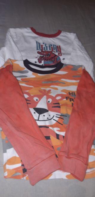 Lote ropa niño 4 años