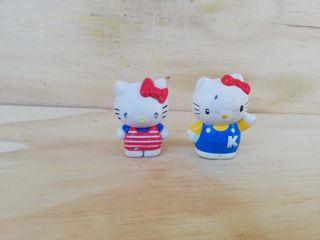 Muñecos Hello Kitty