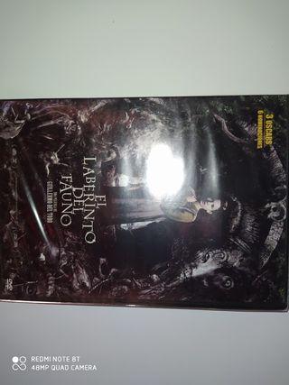 el laberinto del fauno DVD