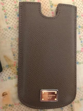Funda Dolce Gabbana iPhone 5