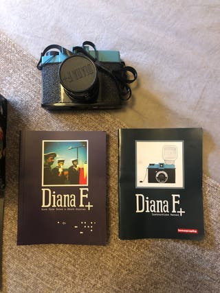 Diana F lomography camera brand new