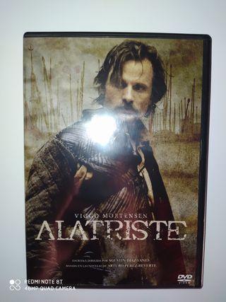 Alatriste Dvd