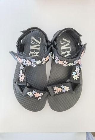 Sandalias Zara Talla 32