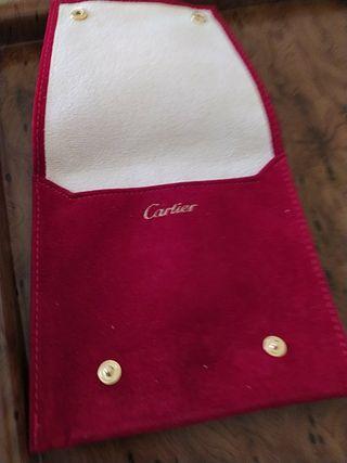 Bolsa viaje Cartier