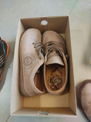 zapatos zapatillas panama Jack 42 Iker