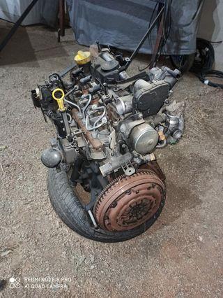 Despiece motor Renault Clio
