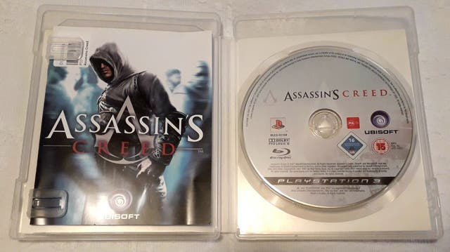 Juego PS3 - Assassins Creed