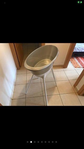 Bañera bebé Luma con patas