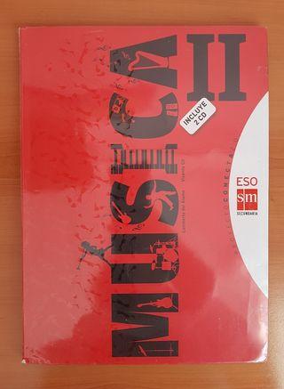 Libro Música 2°Eso SM