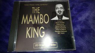 Pérez prado The mambo King CD