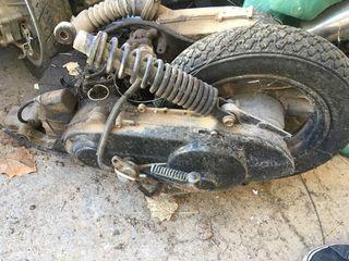 Motor Suzuki adress 50