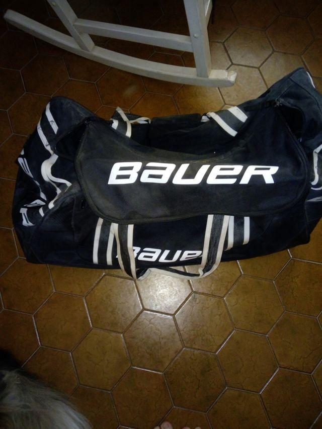Mochila/macuto de hockey