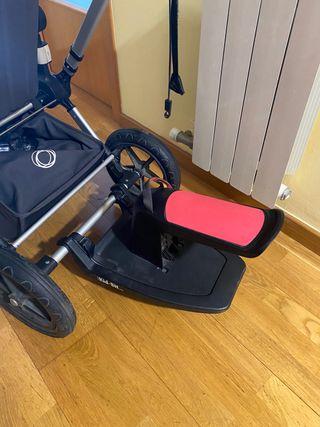 Patinete para carro Kid-Sit