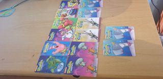 ultra rare spongebod cards