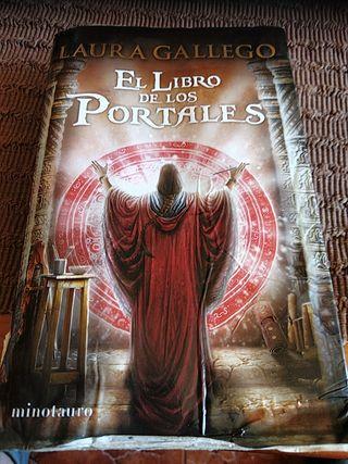 El libro de los portales(Laura Gallego)