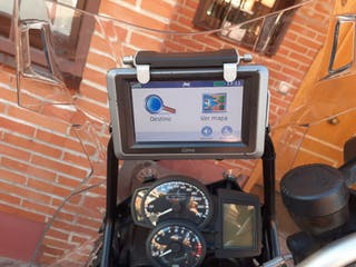 GPS moto Garmin BMW motorrad