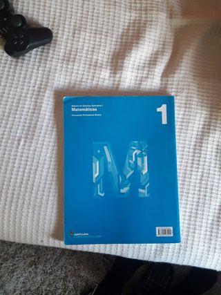 Libro Matematicas Formación Profesional Básica