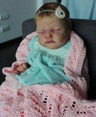 Reborn bebé muñeca