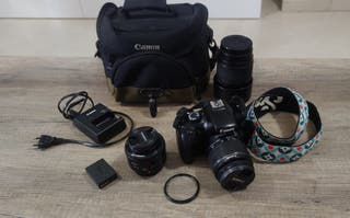 Pack Canon EOS 1100D