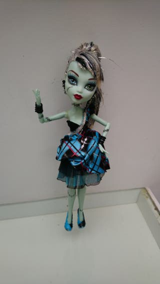 Muñeca Monster High Frankie Stein Sweet 1600