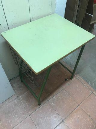 Mesa pupitre escolar