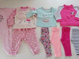 Lote ropa invierno PRIMARK, talla 6-9 meses