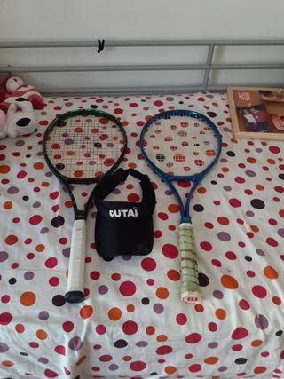 conjunto de tenis