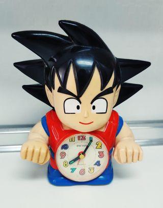 Reloj despertador Goku, Dragon Ball