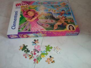 Puzzle + regalo