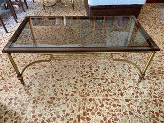 Conjunto de mesas para salon
