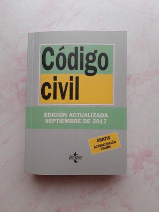 Código civil nuevo