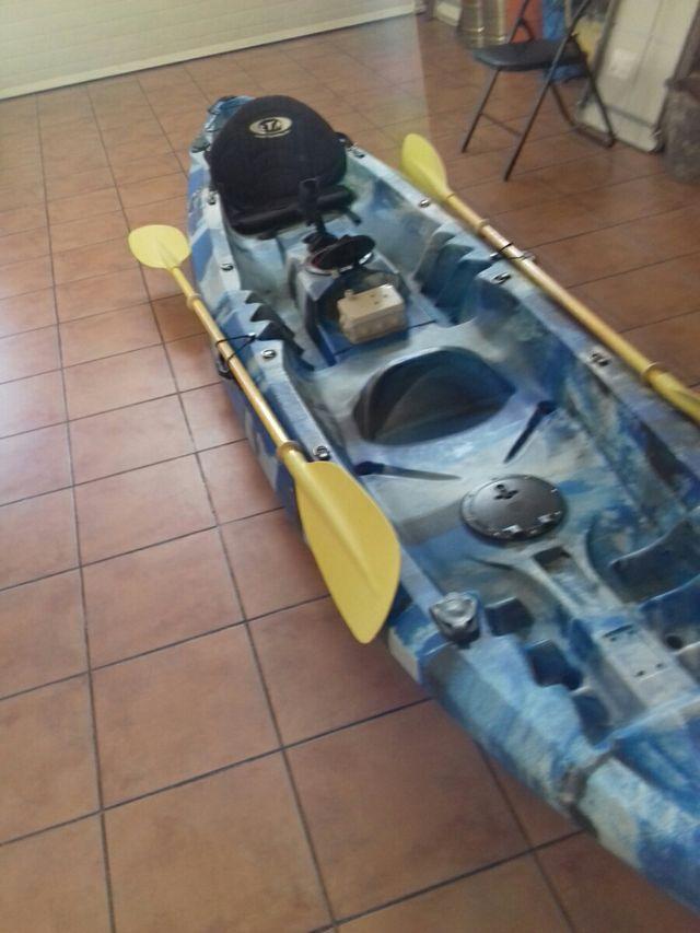 galaxi kayak