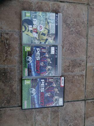 Pack de juegos