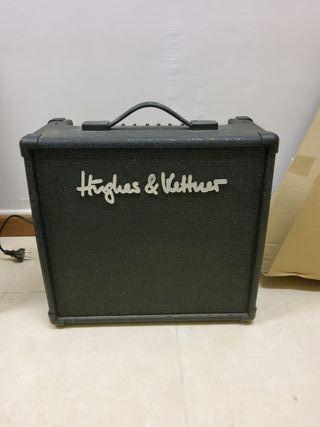 Amplificador de guitarra elèctrica Hughes & Ketter