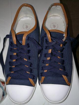 Zapatillas Ralph Lauren (40)