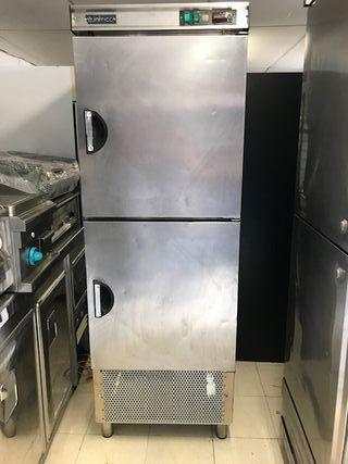 Armario refrigerado 2 puertas