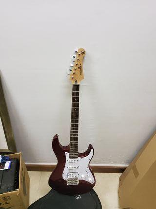 Guitarra elèctrica Yamaha Pacífica
