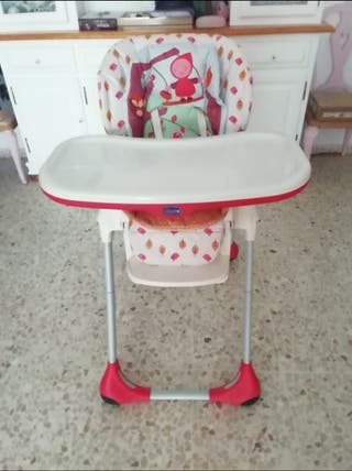 trona evolutiva chicco polly 2 en 1