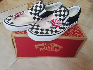 zapatillas casual Vans