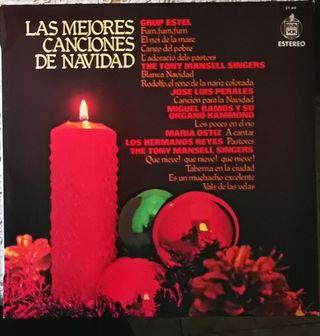 Vinilo LP canciones de Navidad