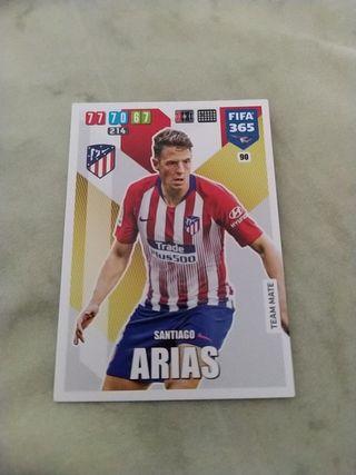 Santiago Arias FIFA 365 19/20