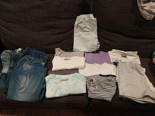 lote ropa niña 12_14 años