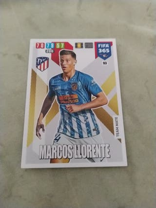 Marcos Llorente FIFA 365