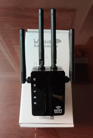 Repetidor WIFI 1200Mbps 2.4/5 GHz