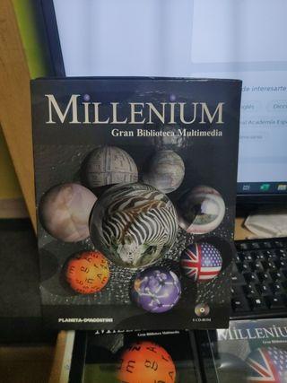 Millenium Gran biblioteca multimedia